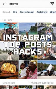instagram top posts hack